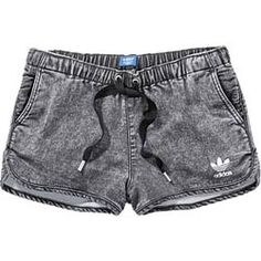 adidas DENIM SHORTS bei KICKZ.com