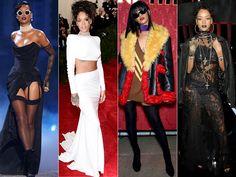 7 Memorable Rihanna Style Moments