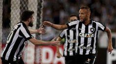 BotafogoDePrimeira: ATUAÇÕES: Guilherme decide outra vez, e Bota vence...