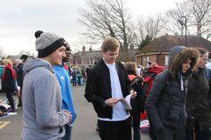 James, Sakhu and Matt - promoting apprenticeships