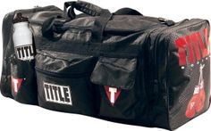 ed0c2f82ba NJ FIGHT SHOP - TITLE Deluxe Gear Bag