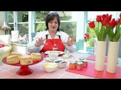 A short visual example of how to prepared a proper English cream tea. Cream tea may sound like a type of tea but it is actually a form of afternoon tea light meal, consisting of tea taken with a combination of scones, clotted cream, and jam. Tea Etiquette, Tea And Crumpets, Yorkshire, Cream Tea, Fun Cup, My Tea, Tea Recipes, High Tea, Afternoon Tea