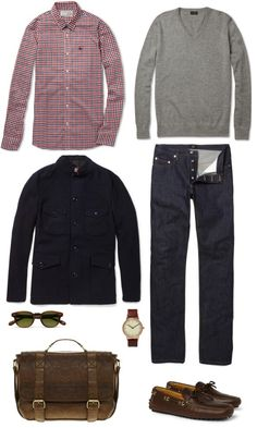 Men's fall must haves