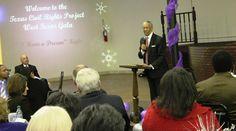 Keynote Speaker Rev. William A. Lawson, Houston Civil Rights Leader