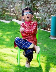 trendy dress for kids wedding indian Baby Boy Dress, Baby Boy Outfits, Kids Outfits, Baby Dresses, Family Outfits, Kids Indian Wear, Kids Ethnic Wear, Kids Wear Boys, Baby Boys