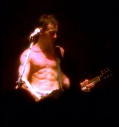 WOOOAH JAMES DEAN BRADFIELD!!