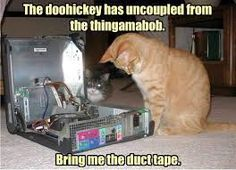 duct tape fixes everything!!!