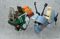 Science Fiction | Hoverbike X-15 | von nobu_tary