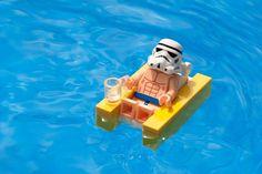 33 excellentes photographies de LEGO par Powerpig