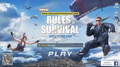 cách hack game rules of survival