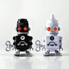 Salt & Pepper Bots :: the mental_floss store