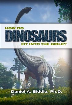 How Do Dinosaurs Fit into the Bible?: Scientific Evidence That Dinosaurs Lived Recently Dinosaurs Live, Public School, Textbook, Fitness, Books, Dr Daniel, Bible Studies, Amazon, Reading