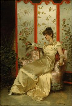 Frédéric Soulacroix (French-Italian 1858-1933)