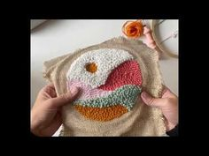 Cómo terminar tu bordado con aguja mágica - YouTube Winter Hats, Crochet Hats, Youtube, Home, Mexican Embroidery, Patterns, Knitting Hats, Youtubers, Youtube Movies