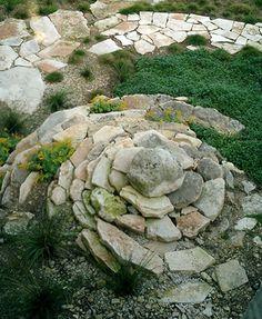 Barton creek stonework