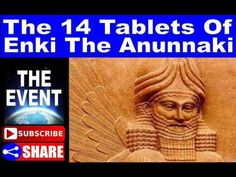 The 14 Tablets Of Enki The Anunnaki