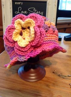 Northern Girl Stamper & Boutique... Love these hats.  Just got to try one of them.