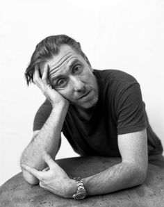 Tim Roth by Christian Witkin