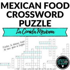 39 Best Spanish Crosswords   Crucigramas images in 2019
