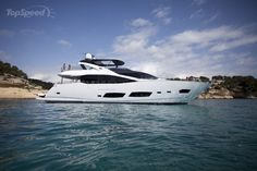 2014 Sunseeker 28 Metre Yacht picture - doc571598