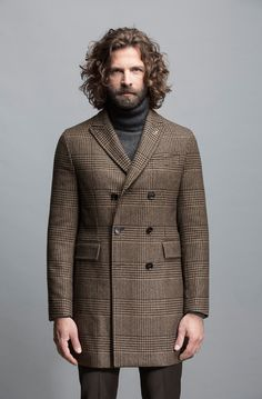 Paoloni - F/W 2016-2017 source More menswear & suits!