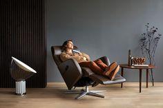 Homeplaza: Motorisierte Relaxmöbel - Entspannung auf Knopfdruck (Foto: epr/Ekornes Stressless)