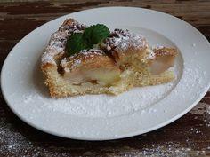 Kouzlo mého domova: Maminčin jablečný koláč s vlašskými ořechy