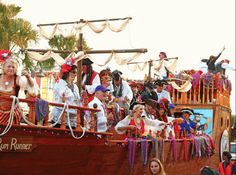 Over Columbus Day weekend, Panama City Beach is hosting their annual festival: the Pirates of the High Seas Fest! Columbus Day Weekend, Beach Vacation Rentals, Panama City Beach, Seas, Pirates, Places To Go, Activities, Travel, Viajes