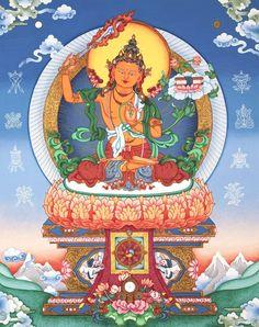 Manjusri: Bodhisattva of Ultimate Wisdom