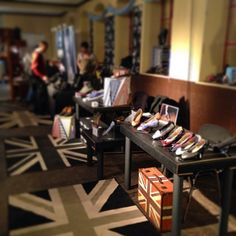 Cocorose London's Luxury Heritage range at Best of Britannia