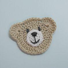 Make a Cute Crocheted Teddy Bear Application