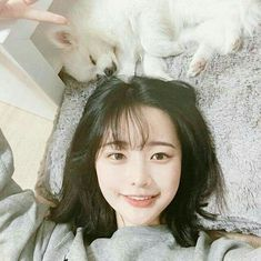 Read Hwamin Son from the story Ulzzang by (Hàn Băng Di) with 356 reads. Ulzzang Short Hair, Korean Short Hair, Korean Face, Cute Korean Girl, Asian Girl, Son Hwamin, Hwa Min, Uzzlang Girl, Ulzzang Couple