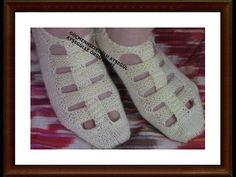İki renkli iki şişle Kolay patik (çetik) modeli - YouTube Baby Knitting Patterns, Adidas Superstar, Knitting Socks, Adidas Sneakers, Slippers, Fashion, Loafers & Slip Ons, Shoes, Slipper