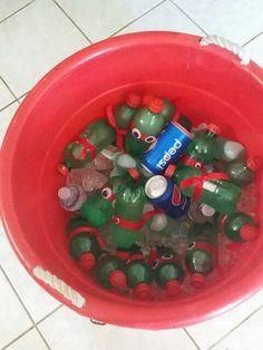 Ninja drinks
