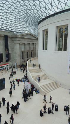 British Museum in London, Greater London