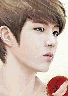 Infinite Sungyeol fan art