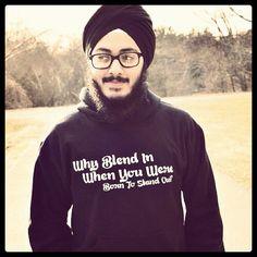 Hipster Sikh