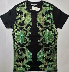 4c2f725eb New VERSACE Men's T-Shirt Size XL Medusa Head Italy Sculpture Gianni  Collection #fashion #clothing #shoes #accessories #mensclothing #shirts  (ebay link)