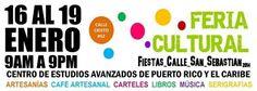 Feria Cultural 2014 @ Fiestas Calle San Sebastián #sondeaquipr #feriacultural #sanse2014 #viejosanjuan #centroestudiosavanzados