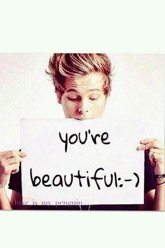 Thanks Luke, you're beautiful too<<<all hail the beautiful Luke