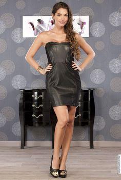 Robe bustier noir taille 40, achat en ligne Robes courtes femme sur  MODATOI. Melanie Dechandon · vêtements ... a8cb492b78c