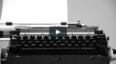 The typewriter installation «On Journalism #2 Typewriter» writes stories about all journalist who have been killed worldwide between 1992 and today.…