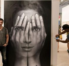 Woman surreal painting by Tigran Tsitoghdzyan http://webneel.com/25-creative-surreal-art-works-around-world-your-inspiration | Design Inspiration http://webneel.com | Follow us www.pinterest.com/webneel