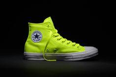997d26c925593 Converse Chuck Taylor All Star II-Volt Neon Converse, Converse Store, Converse  All