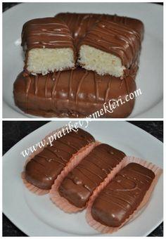 Coco Star - Pratik Ev Yemekleri Homemade Desserts, Sweet Desserts, Saffron Cake, Pasta Cake, Good Food, Yummy Food, Turkish Recipes, Desert Recipes, No Cook Meals