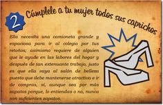 ¡OH, LA CREATIVIDAD!: GUÍA DEL BUEN ESPOSO (Apócrifa)