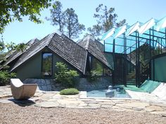 Pollock House Bruce Goff
