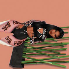 IMVU, the interactive, avatar-based social platform that empowers an emotional chat and self-expression experience with millions of users around the world. Sexy Black Art, Black Love Art, Black Girl Art, Female Avatar, Cute Couple Drawings, Lowrider Art, Black Girl Cartoon, African American Artist, Beautiful Fantasy Art