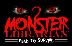 Monster Librarian--Read to Survive.  This site reviews all things horror.