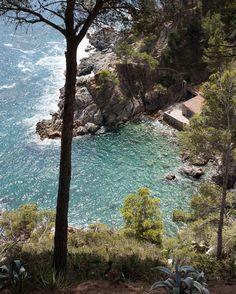 Hidden gem #mediterranean #sea #blue #nature #south #españa #landscape #explore #wanderlust #leicaq